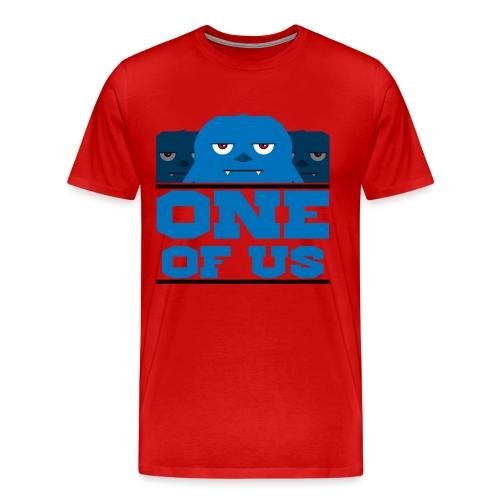 One Of Us Monsters - Men's Premium T-Shirt