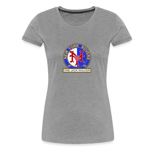 Ladies Shirt ANY COLOR - Women's Premium T-Shirt