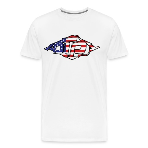 4th of July DTP Solo - Men's Premium T-Shirt