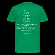 T-Shirts ~ Men's Premium T-Shirt ~ DailyStrength Spring Wish 2013