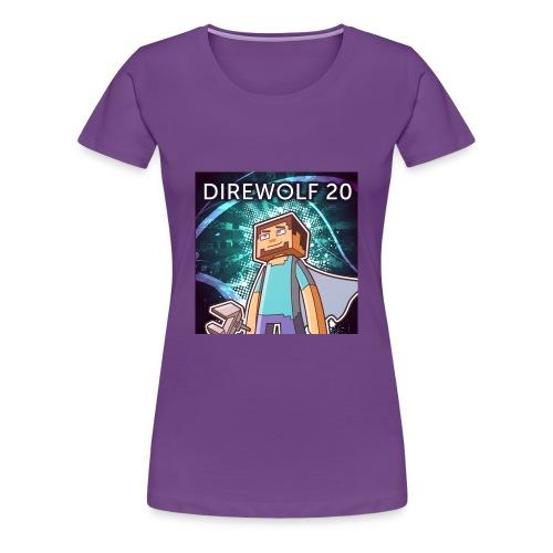 Women's Dire Avatar - Women's Premium T-Shirt