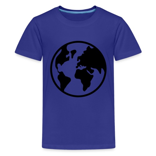 planet t-shirt - Kids' Premium T-Shirt