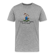 T-Shirts ~ Men's Premium T-Shirt ~ Billy Jack Tee - Mens