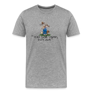 Billy Jack Tee - Mens - Men's Premium T-Shirt