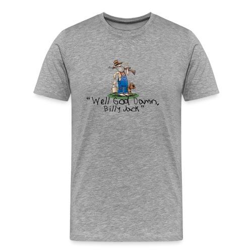 Billy Jack Tee - Mens - Men's Premium T-Shirt
