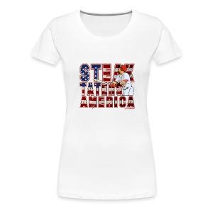 STA - Women's Regular T - Women's Premium T-Shirt