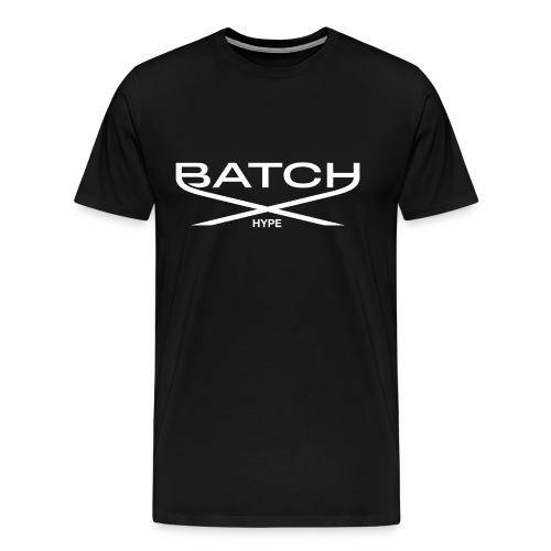 Batch Hype Black - Men's Premium T-Shirt