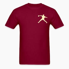 baseball pitcher T-Shirts
