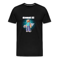 T-Shirts ~ Men's Premium T-Shirt ~ Direwolf20 FullAvatar Heavyweight