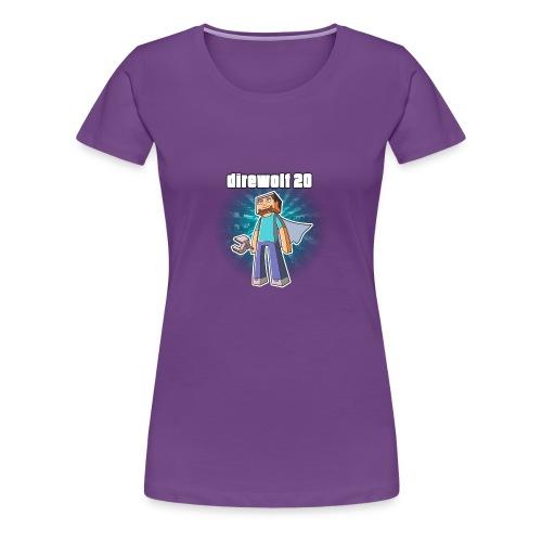 Women's Direwolf20 FullAvatar - Women's Premium T-Shirt