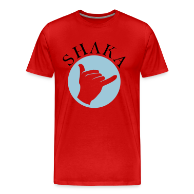 Hang Loose Shaka Shirt