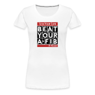 T-Shirts ~ Women's Premium T-Shirt ~ Seek your Cure BeatYourA-Fib`