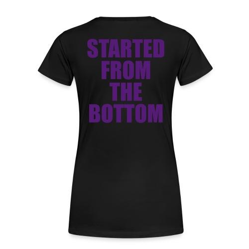 Womens Slogan T - Women's Premium T-Shirt
