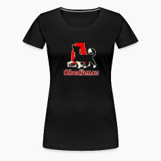obedience 2 Women's T-Shirts