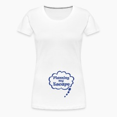 Planning my escape Women's T-Shirts