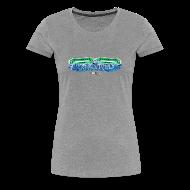 T-Shirts ~ Women's Premium T-Shirt ~ Women's I Survived
