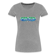 Women's T-Shirts ~ Women's Premium T-Shirt ~ Women's I Survived