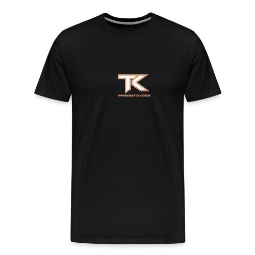 tK WarBeast Division Logo T-Shirt - Men's Premium T-Shirt