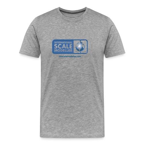 ISM Heavy T - Men's Premium T-Shirt