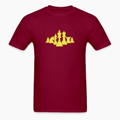 chessmen T-Shirts