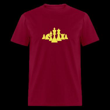 chessmen T-Shirts