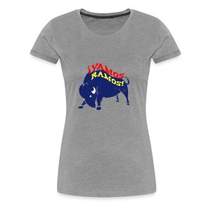Vamos Ramos - Women's Regular T - Women's Premium T-Shirt