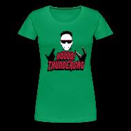 T-Shirts ~ Women's Premium T-Shirt ~ Die Thundercat