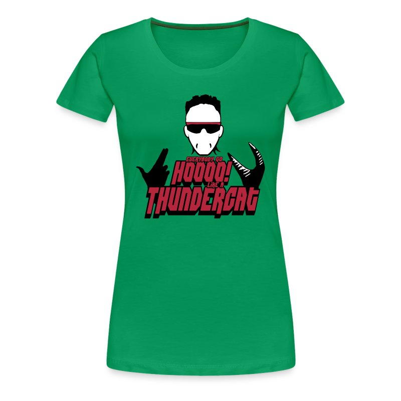 Die Thundercat  - Women's Premium T-Shirt