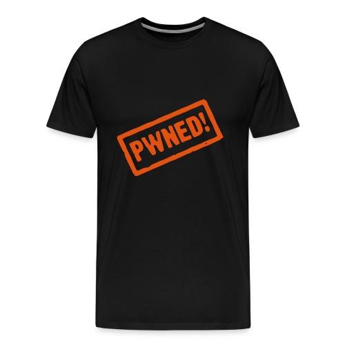 PWNED!! Tee - Men's Premium T-Shirt