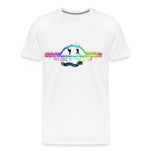 Art Vision Music - Men's Premium T-Shirt
