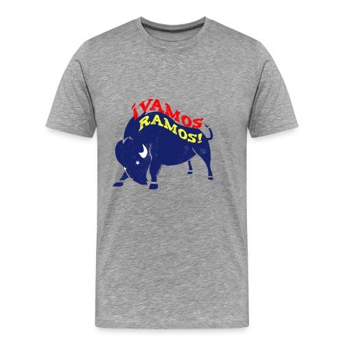 Vamos Ramos - Men's Regular T - Men's Premium T-Shirt