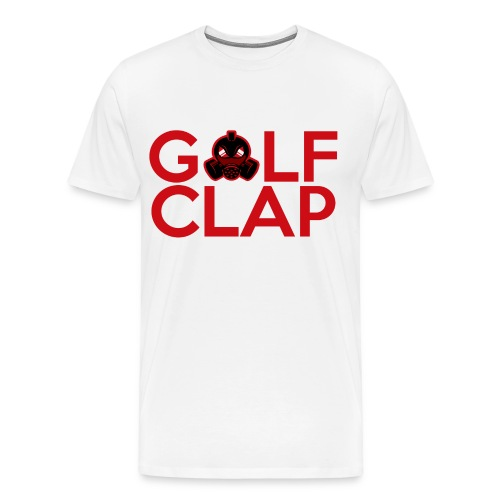 Golf Clap T(3XL/4XL) - Men's Premium T-Shirt
