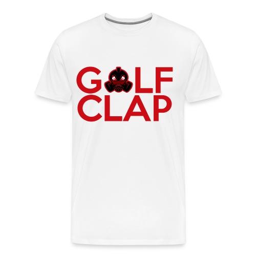 Golf Clap T(3XL/4XL) - Men's Premium T-Shirt