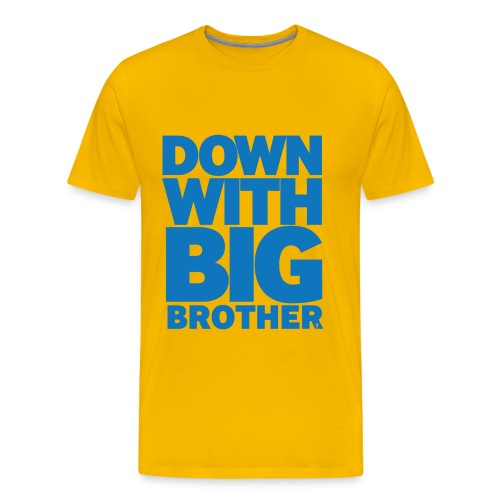 Big Brother t - Men's Premium T-Shirt