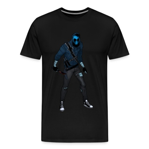 Eyeless Jack COLOR T-Shirt - Men's Premium T-Shirt