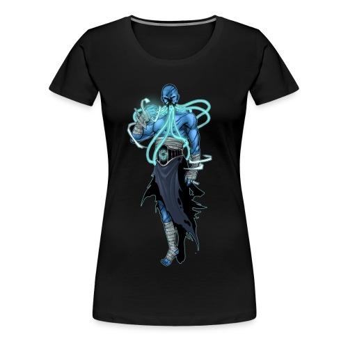 Mr Creepy Pasta T-Shirt - Women's Premium T-Shirt