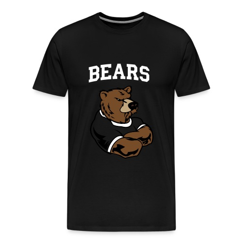BEARS T - Men's Premium T-Shirt