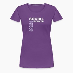 Social worker - V2 Women's T-Shirts