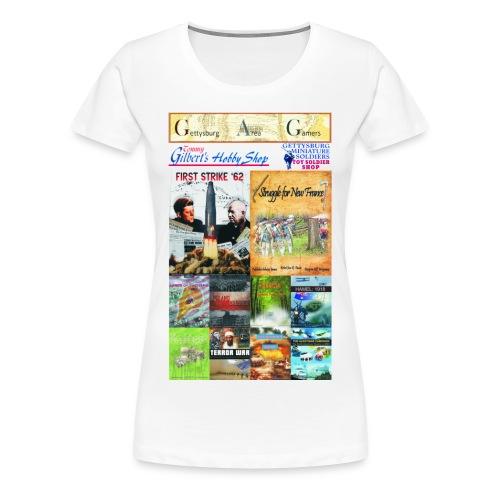 GAG women - Women's Premium T-Shirt
