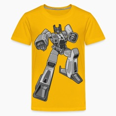 Giant Robot - Anime - Cartoon - Cool - Manga Kids' Shirts
