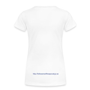 coursera dropout ladies - Women's Premium T-Shirt
