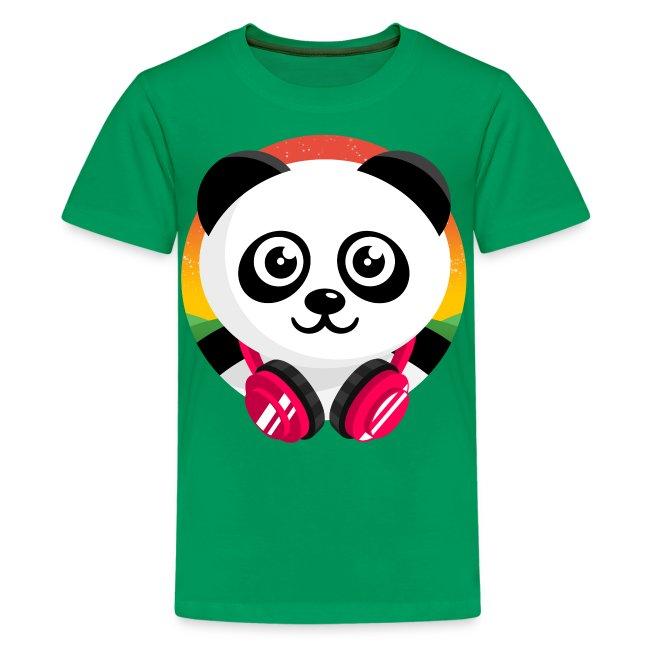 Panda Mix Show T-Shirt (Sunrise)