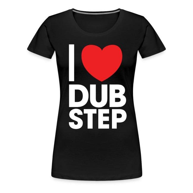 Heart Dubstep T Shirt