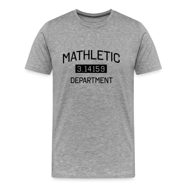 Mathletic Department T-Shirts