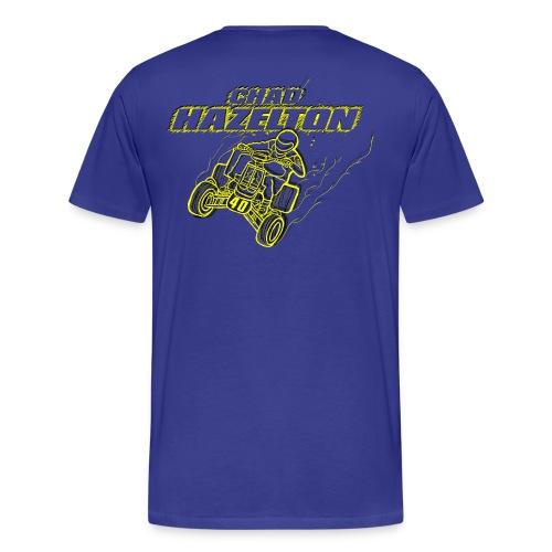Chad Hazelton T-Shirt - Men's Premium T-Shirt