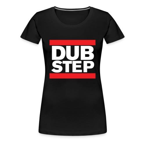Run Dubstep T Shirt - Women's Premium T-Shirt