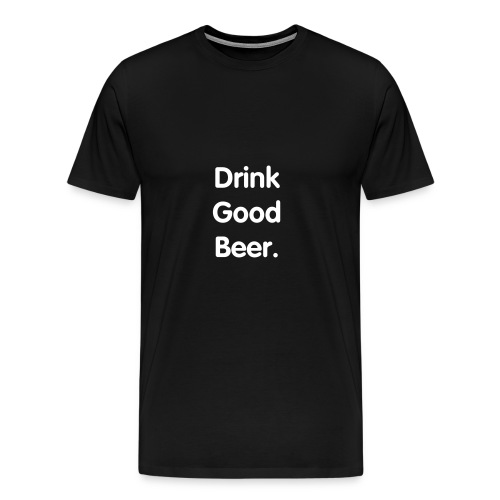 Men's Premium T-Shirt - beer