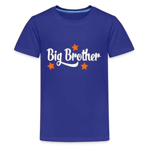 t-shirt big brother - Kids' Premium T-Shirt
