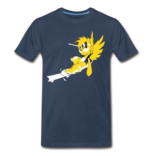 Jet Set Spitfire - Men's Premium T-Shirt