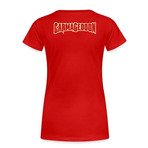 Keep Carma - Women's Premium T-Shirt